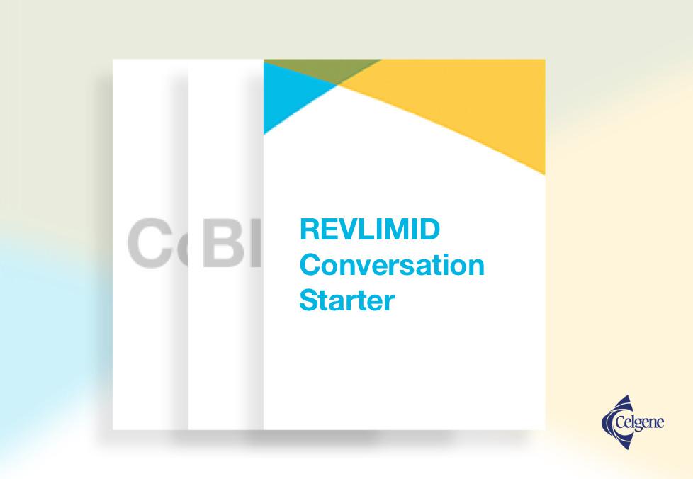 REVLIMID® Conversation Starter - Download