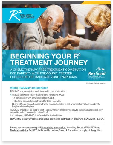 REVLIMID® + rituximab Patient Brochure