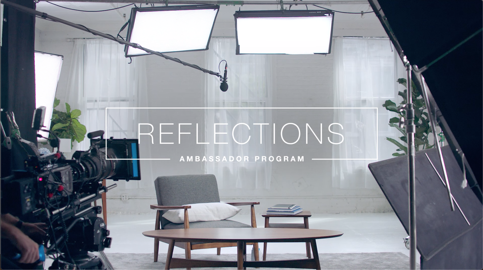 Watch video about becoming a Reflections Ambassador