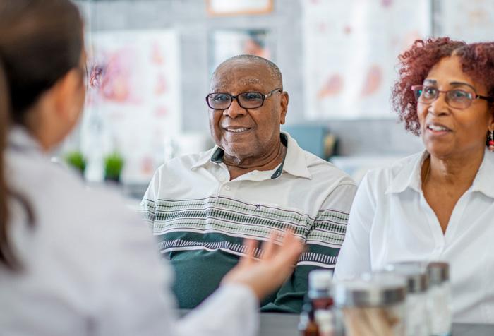patient caregiver healthcare provider